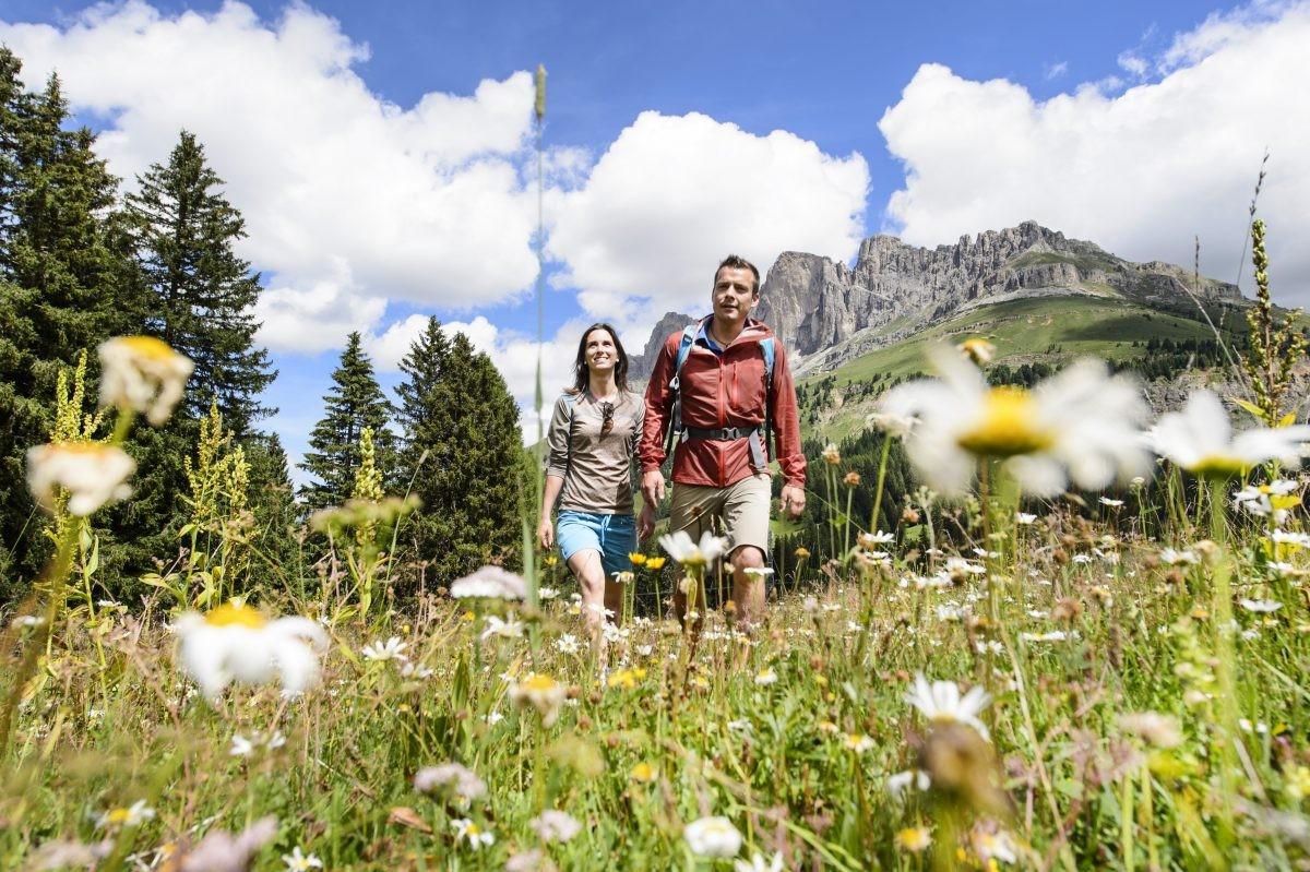 Prachtig wandelen. Foto: Eggental Tourismus -Helmut Rier