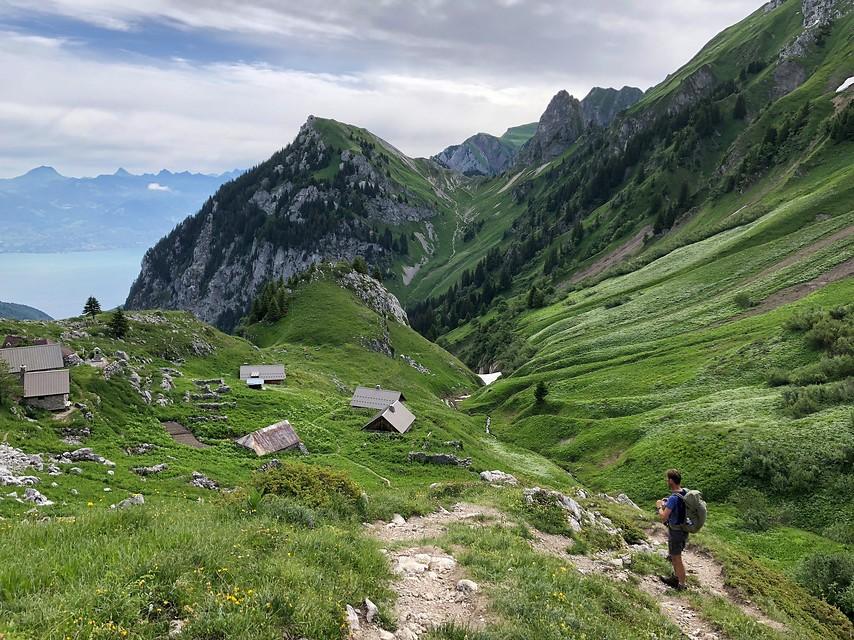 Chalet Neuteu (Savoie), fotograaf onbekend