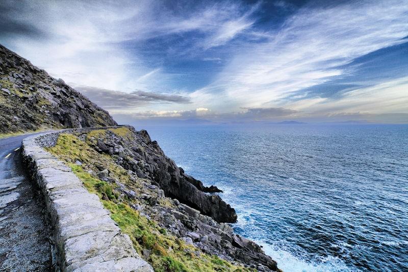 De Ring of Kerry is niet voor niets één van de mooiste routes van Europa - Pharos Reizen