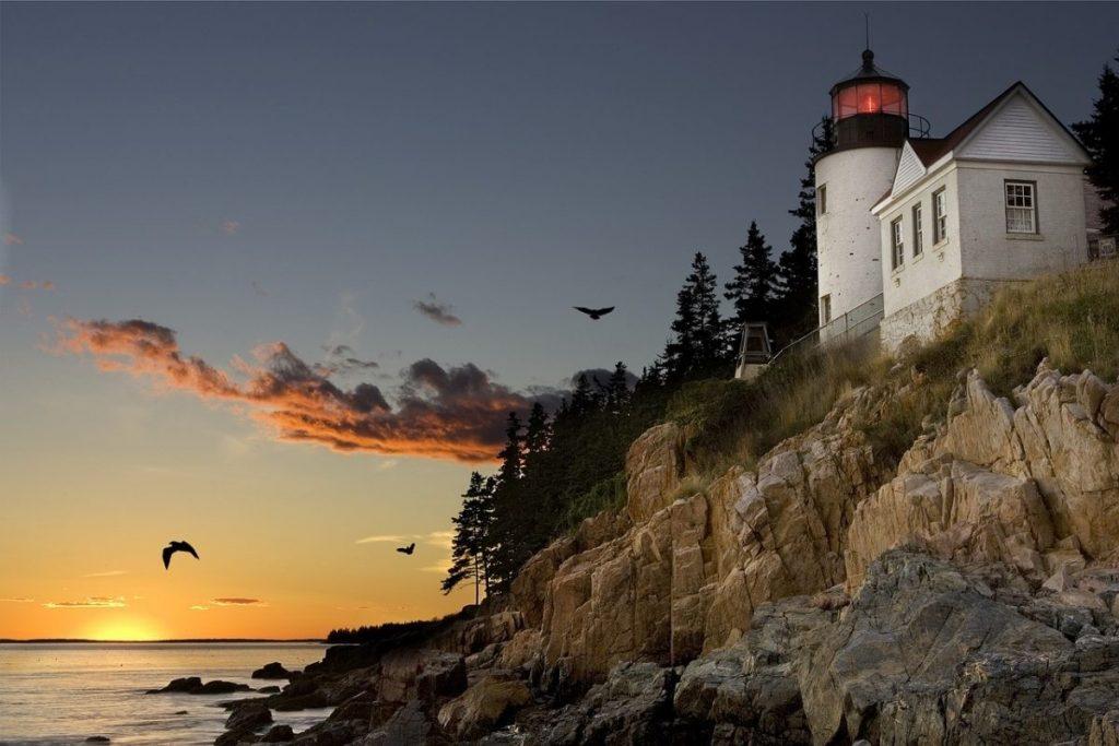 Lighthouse USA Foto Pixabay