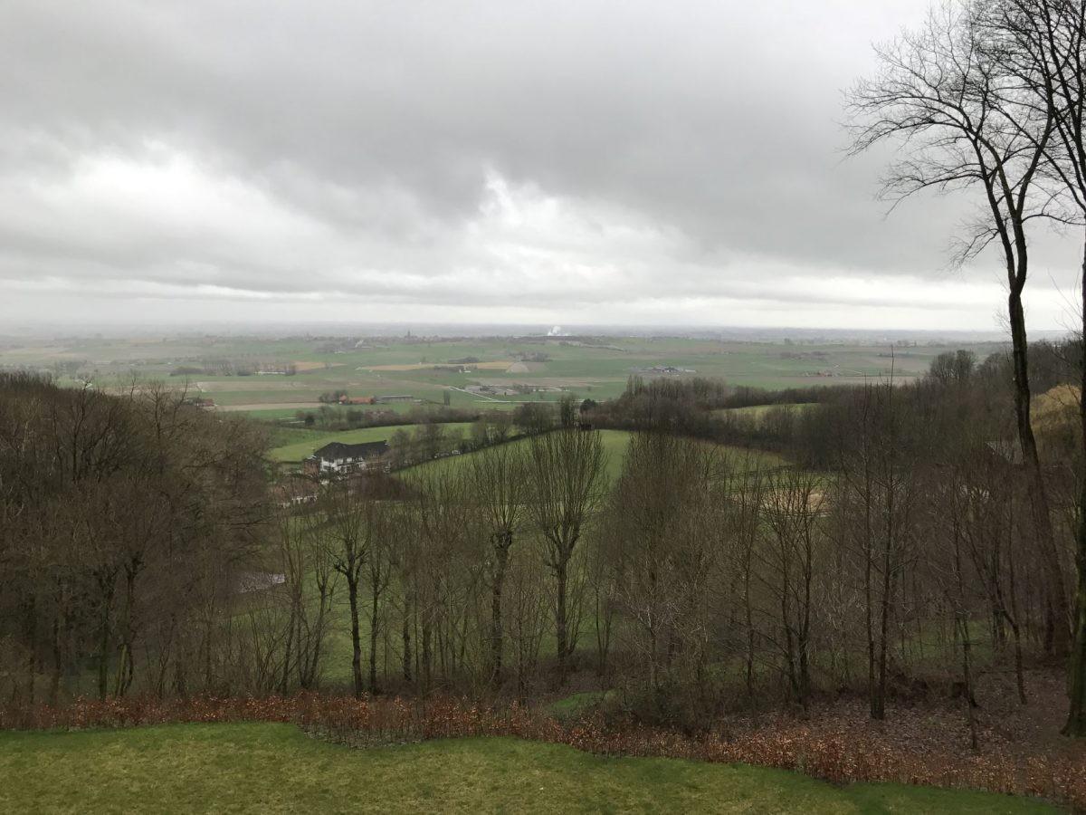 kemmelberg uitzicht