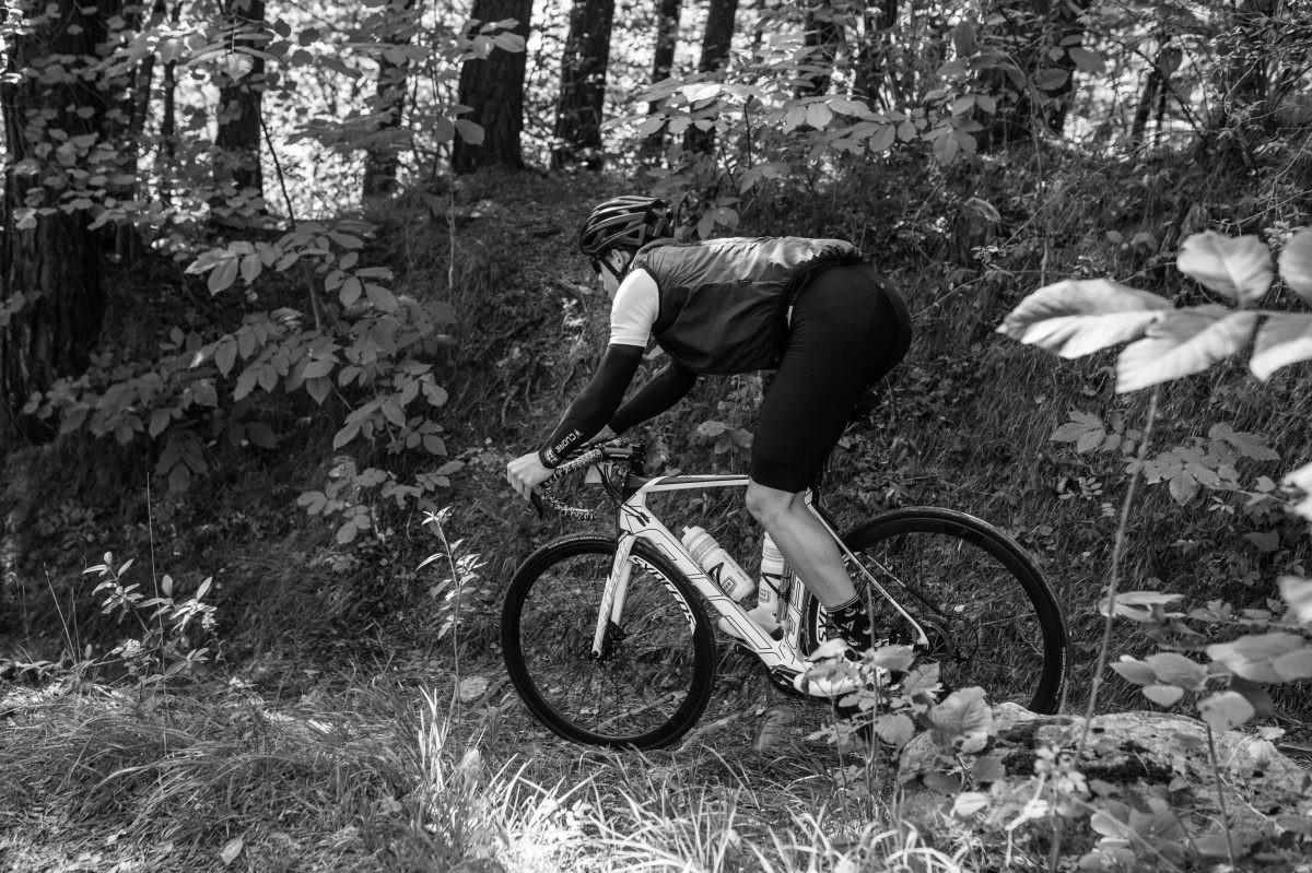Gravelbiken is dé fietstrend uit Amerika. Foto: Franz Oss