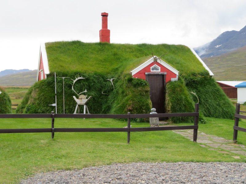 Traditioneel huisje