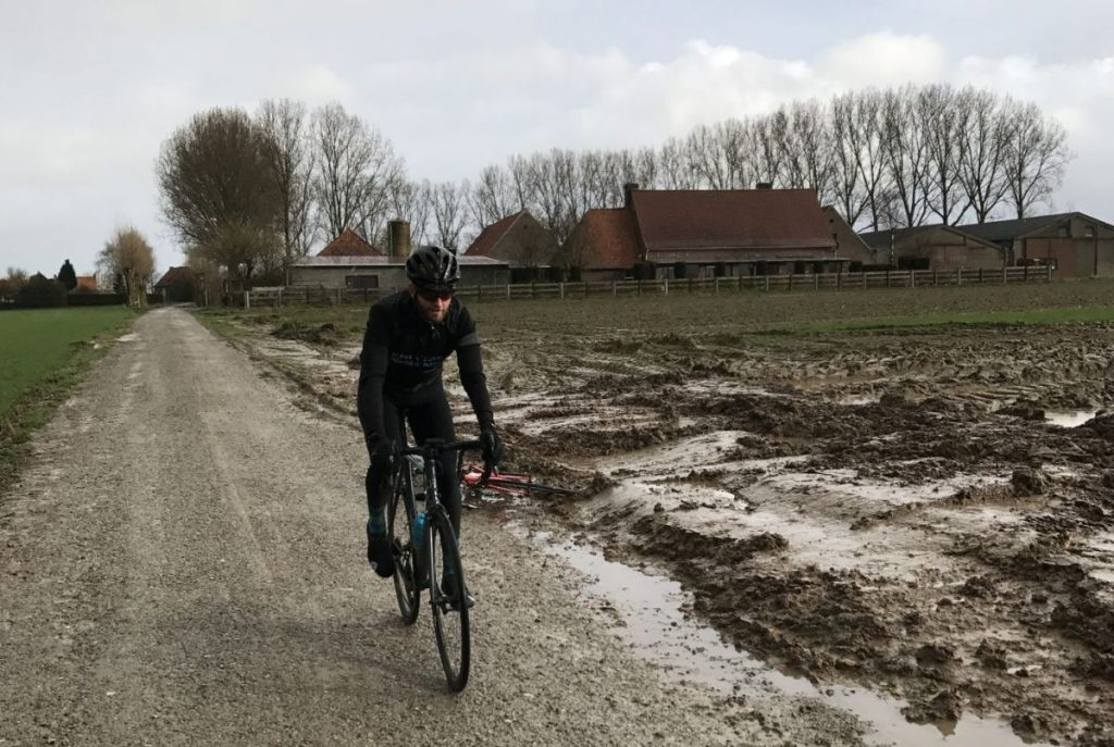 fietsen heuvelland vlaanderen