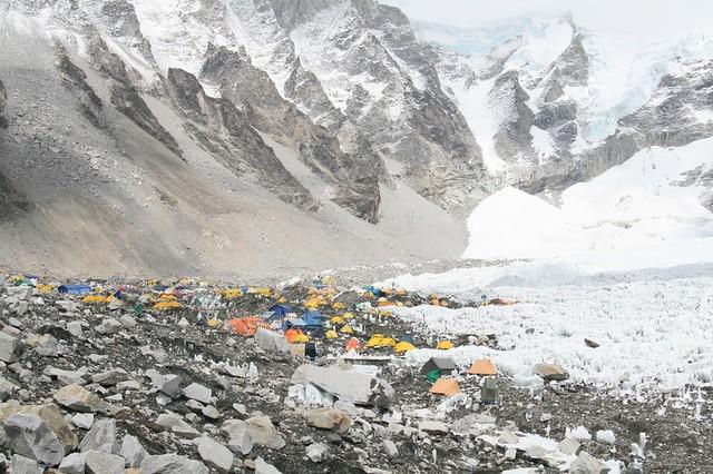 Everest Basecamp (foto: Flickr)