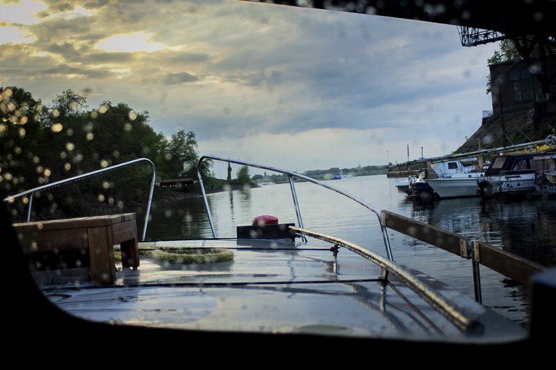 Met Oskar varen we de Rijn op