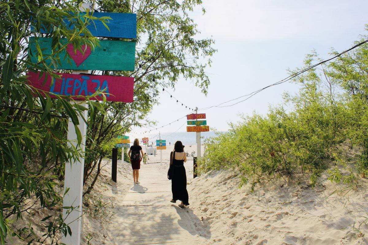 Het wordt vandaag een heerlijke stranddag!