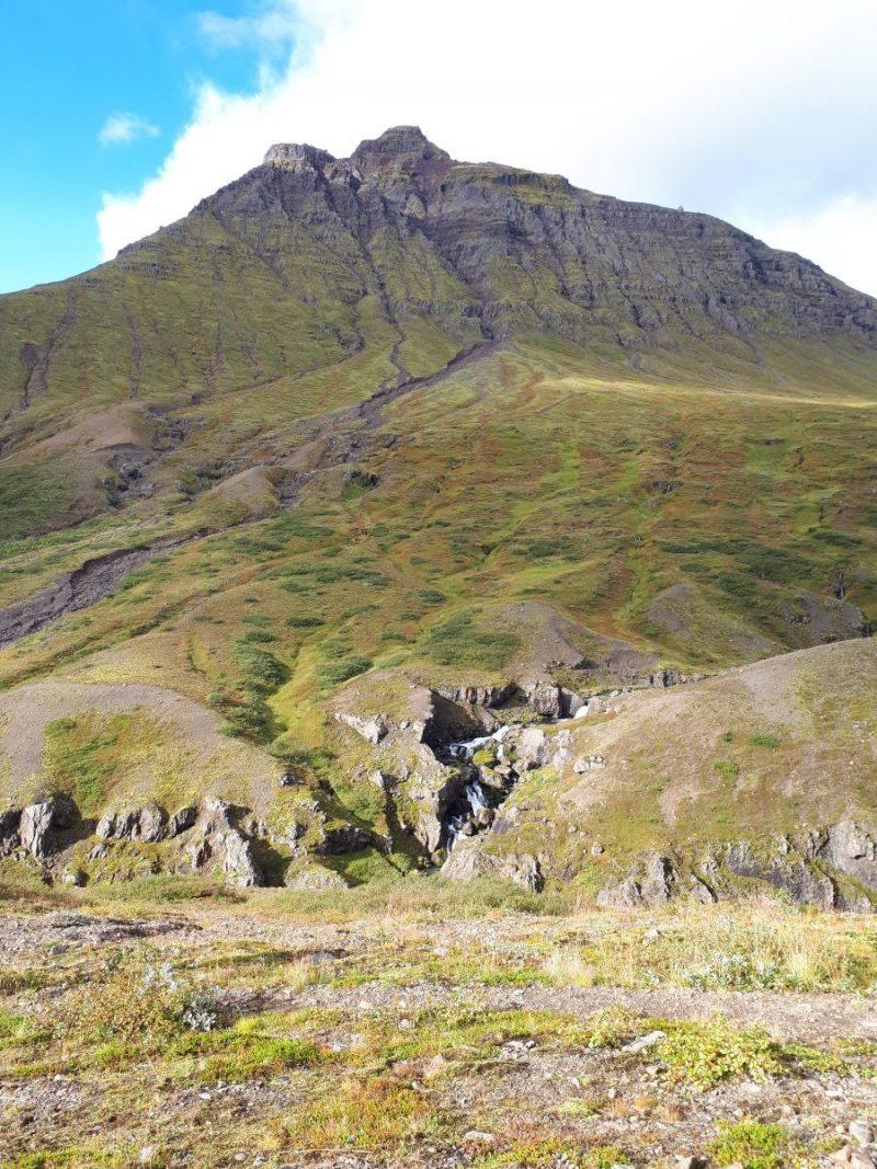 Bergen Egilsstaðir