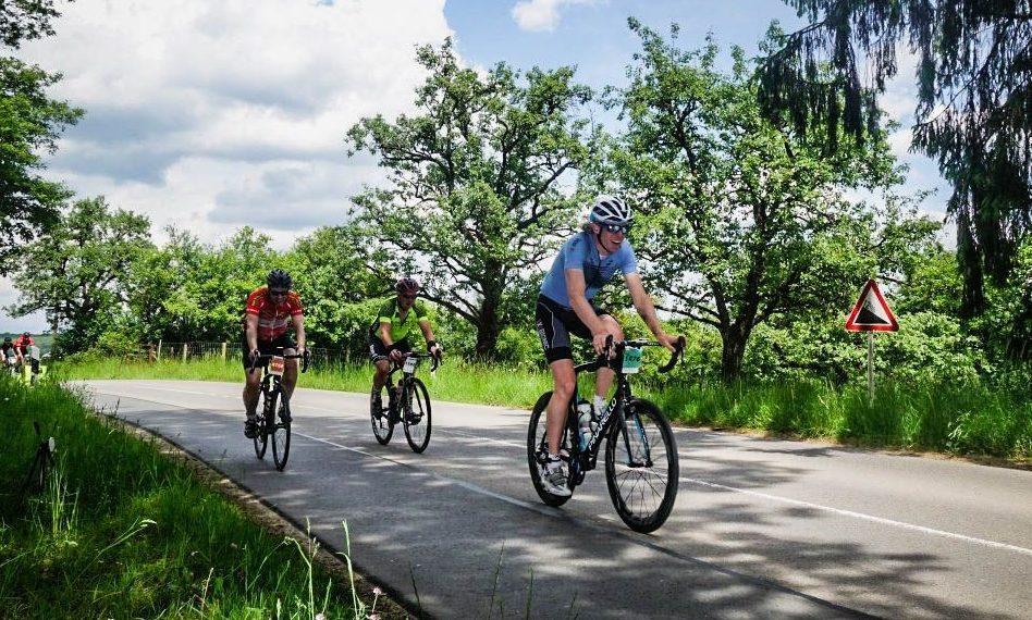 Heelijk klimmen en Luxemburg. Foto: sportograf.com