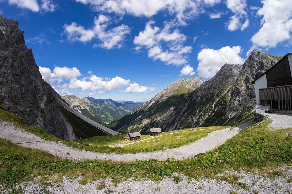 Mountains Kleinwalsertal