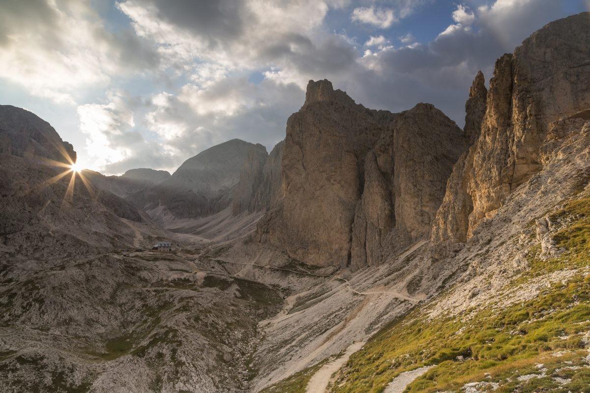 Wandelen door de hoge bergen van Trentino is waanzinnig mooi © Fototeca Trentino Sviluppo S.p.A. - A. Gruzza