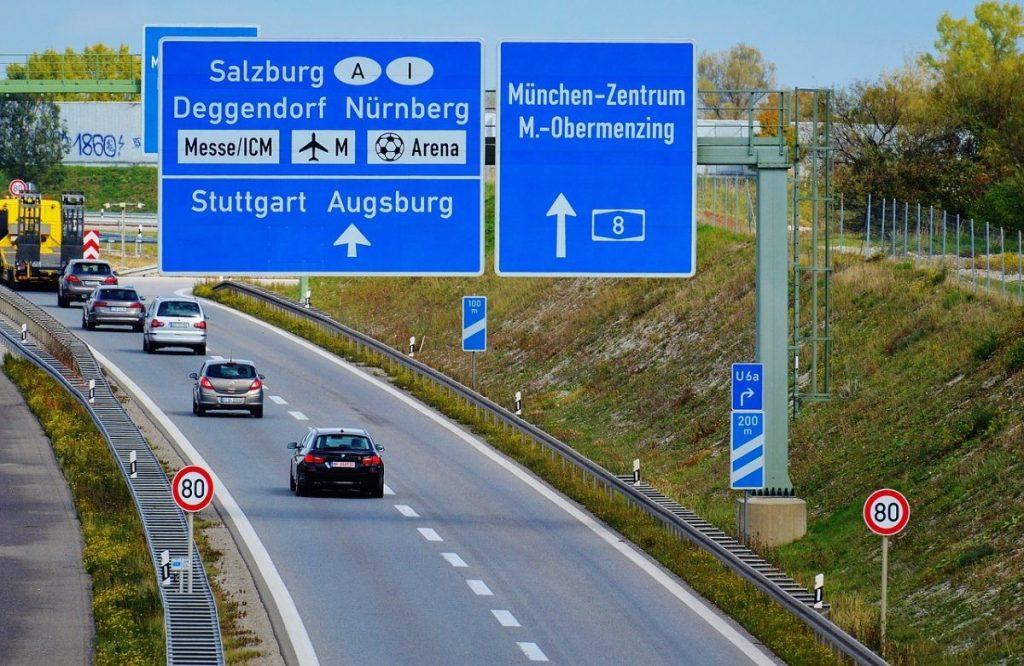 Tolplan Duitsland