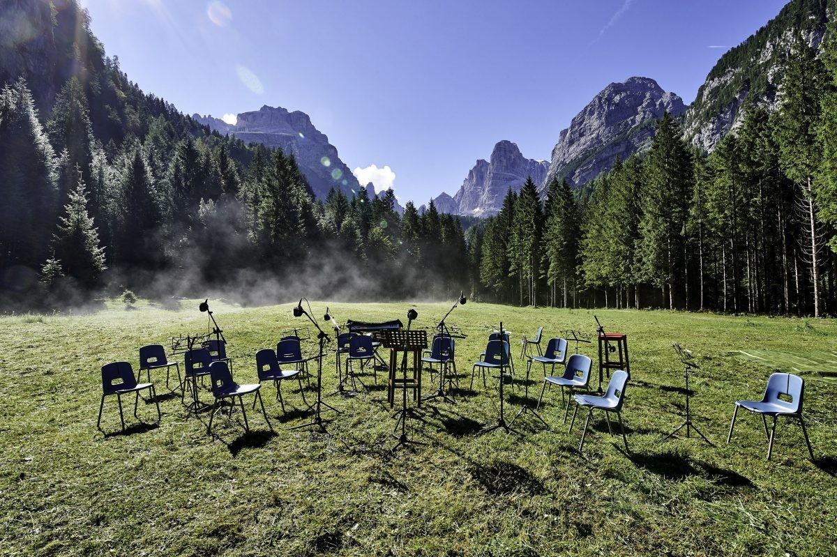Licht uit, spot aan! Foto: Val Brenta © Trentino - Luconi Bisti
