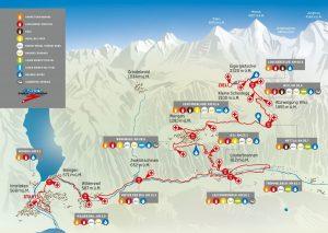 Route Jungfrau Marathon