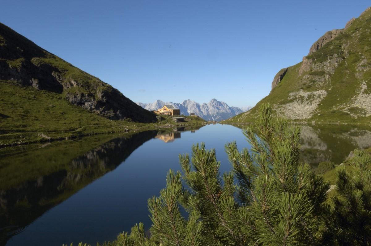 Geniet van de prachtige Wildseeloder © Toni Niederwieser