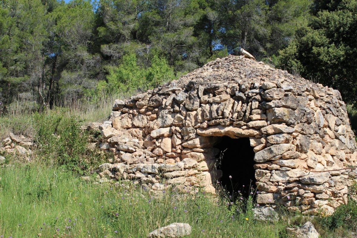 Dry Stone Walling' is een bekend fenomeen in deze omgeving en is een traditionele vorm van bouwen zonder gebruik te maken van een bindmiddel