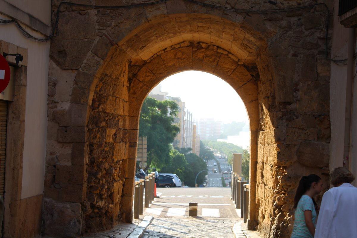 Het centrum van Tarragona