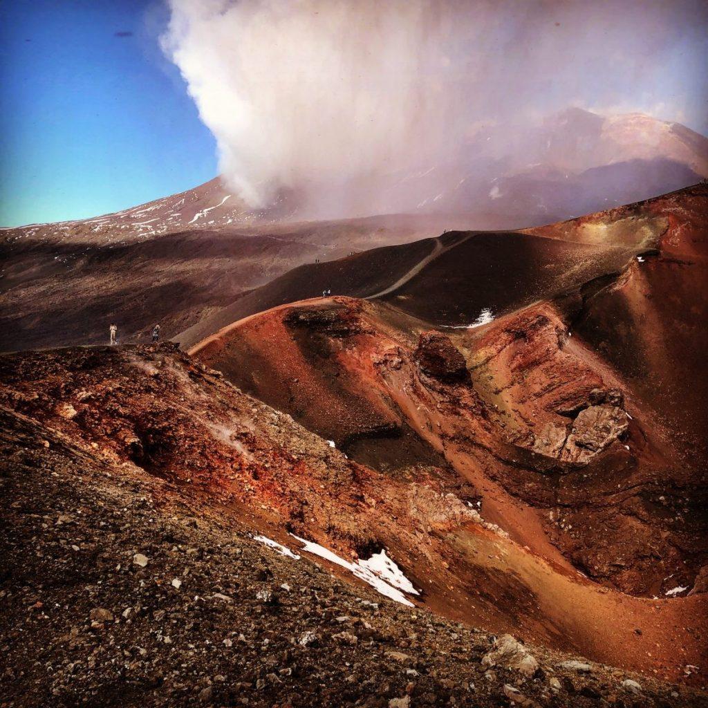 Vulkaan Etna