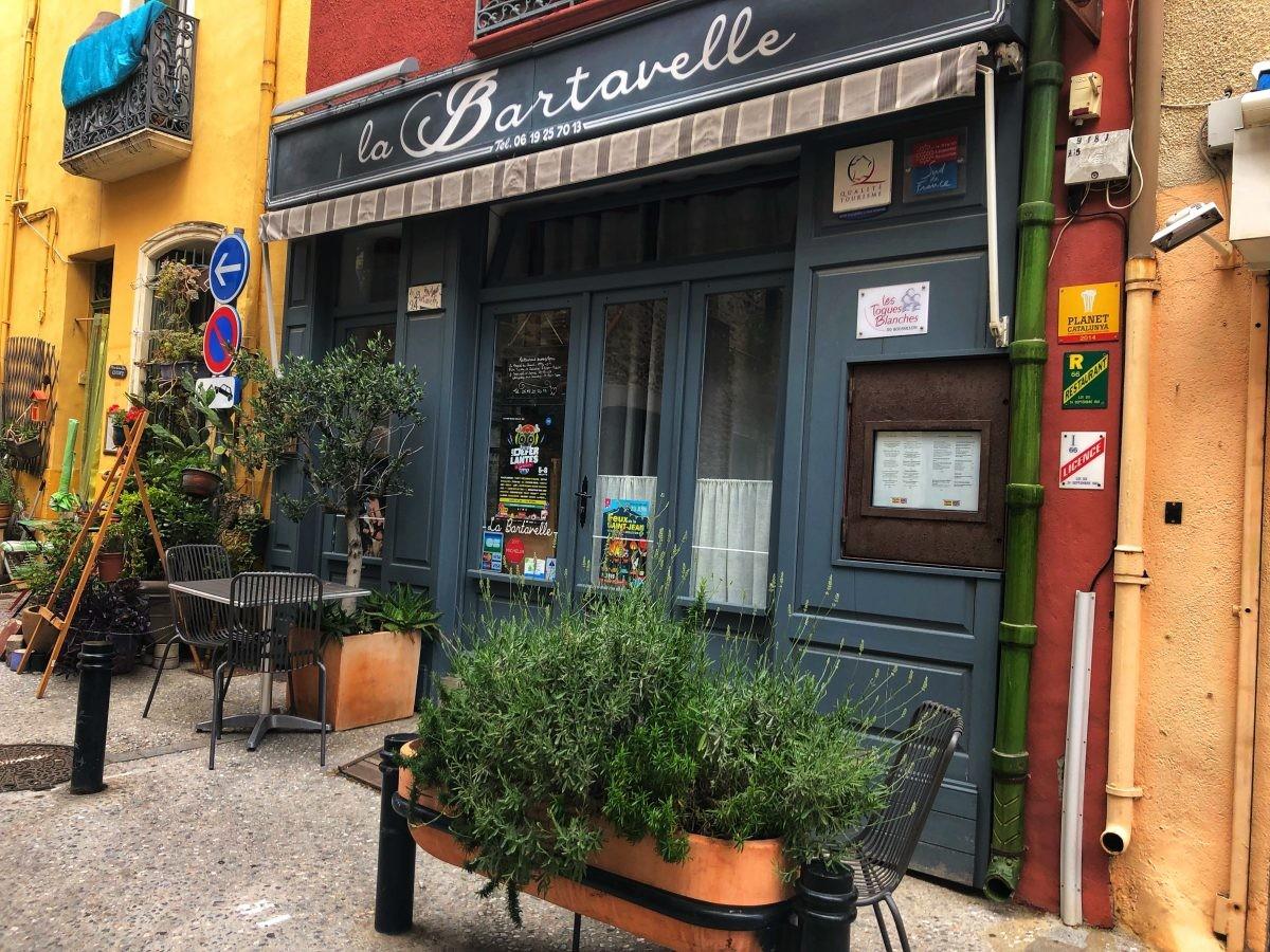 restaurant in Argelès