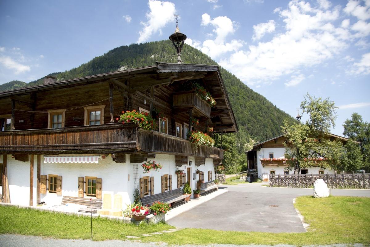 De karakteristieke Oostenrijkse bouwstijl © defrancesco