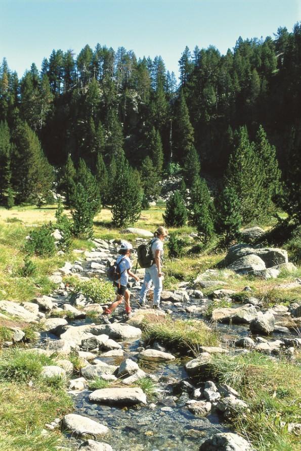 Wandelen voor groot en klein in Val d'Aran - Parc Nacional ©Turismo Verde S.L