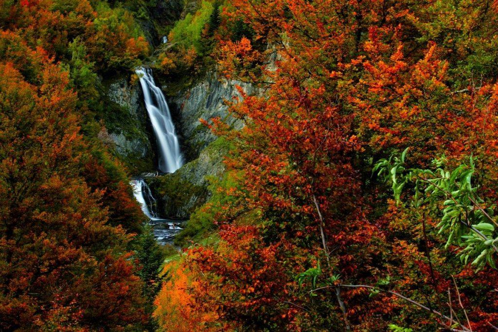 Val d'Aran -Cascada del Saut Deth Pish © Foment Torisme Val d'Aran