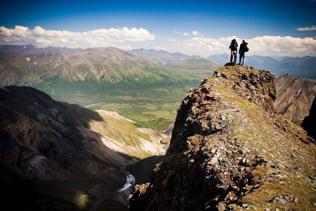uitzicht bergen landschap. Foro: Pixabay
