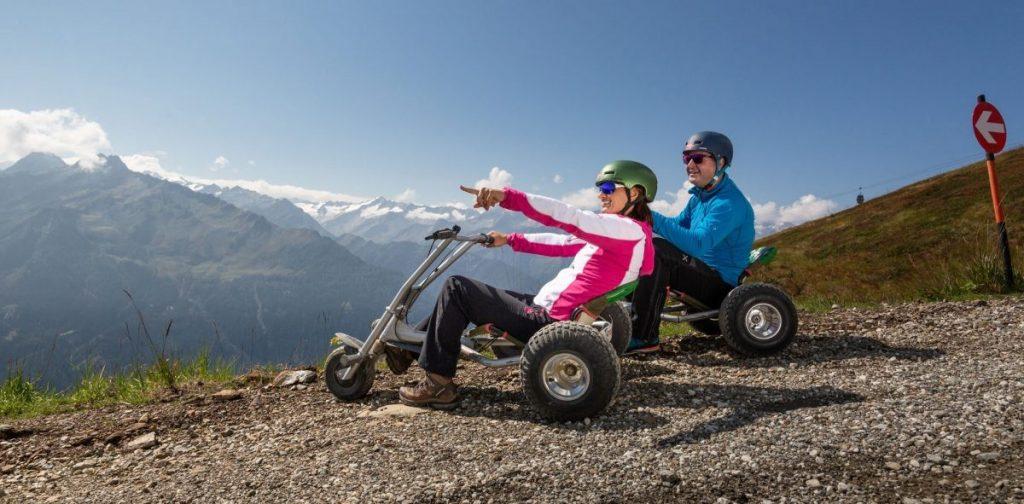 mountaincart Copyright: Wildkogel-Arena Neukirchen & Bramberg