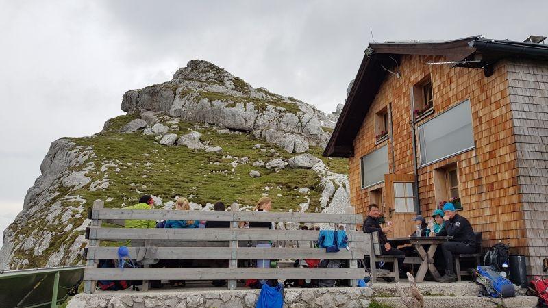 De Passauer Hütte