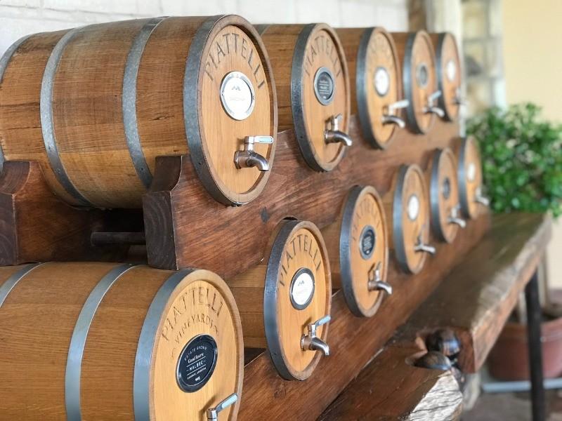 Wijnboerderij