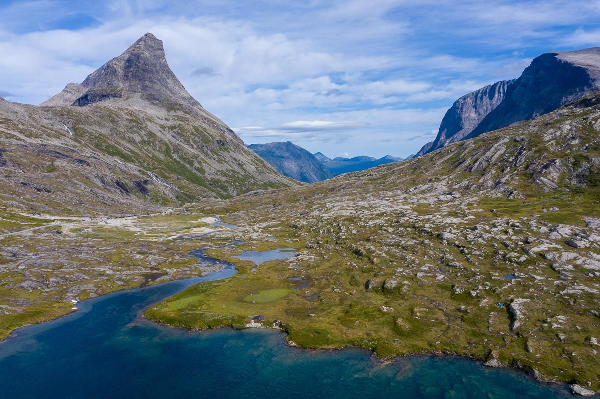 Adembenemde noorse landschappen