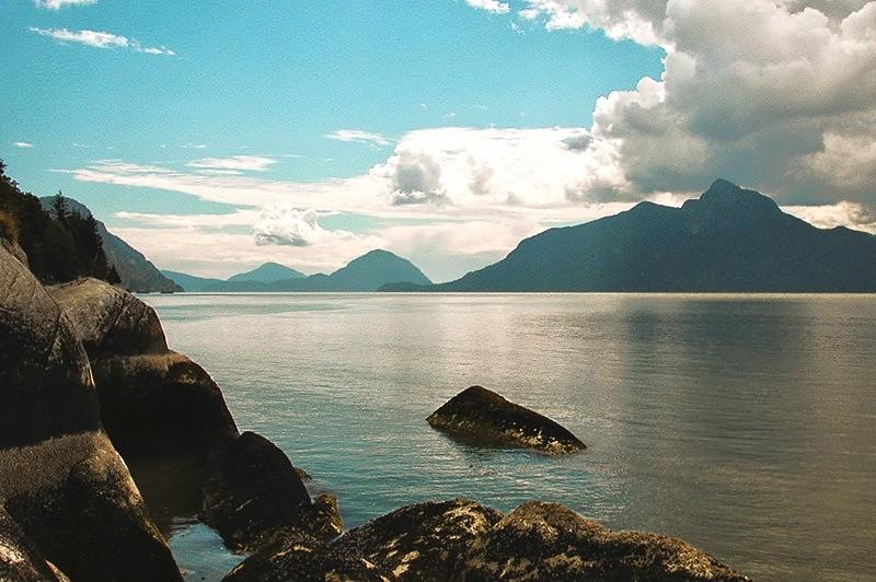 Howe Sound bron: britishcolumbia.com