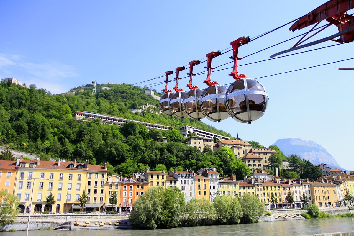 De bubbels van Grenoble