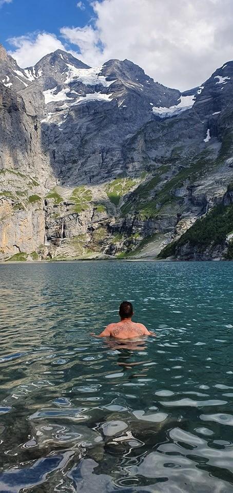 Oechinensee, Zwitserland, Jurjen Rolf