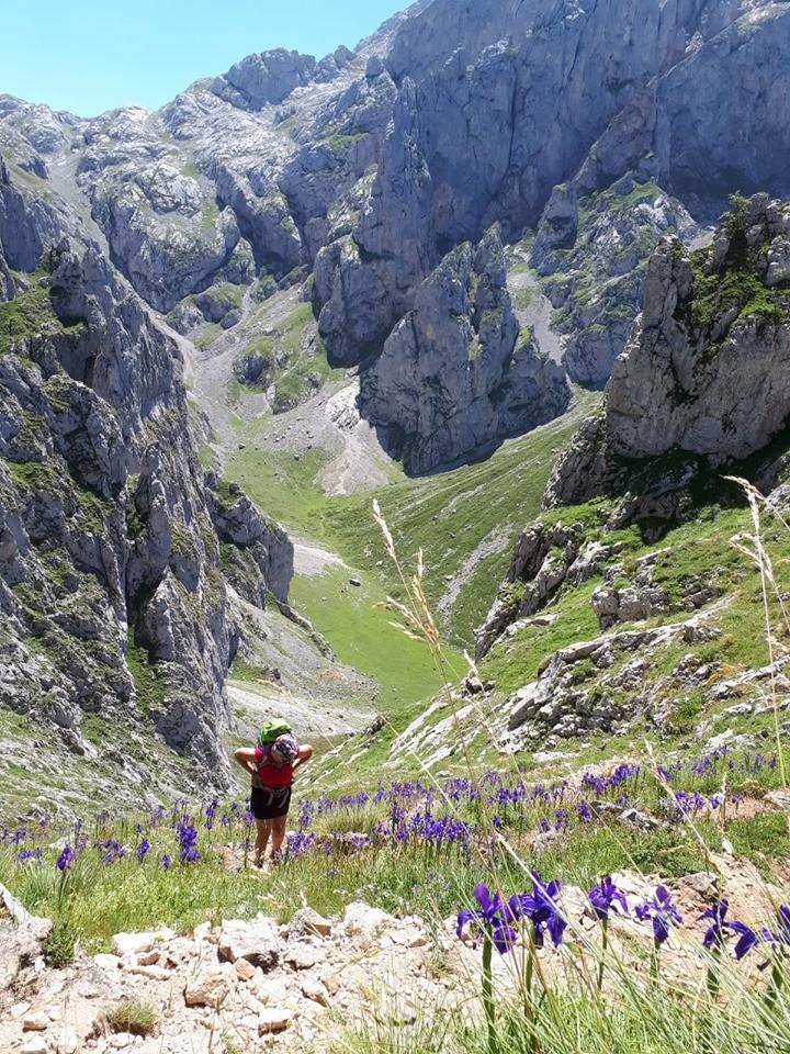 Picos de Europa Sandra Karadag van Sprang