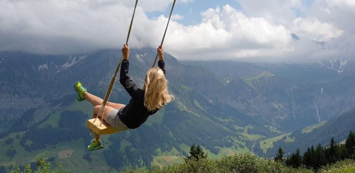 Giant Swing Adelboden