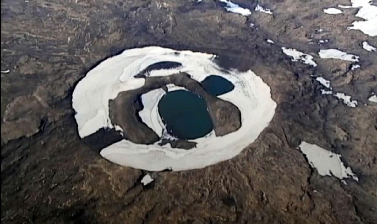gletsjer op ijsland