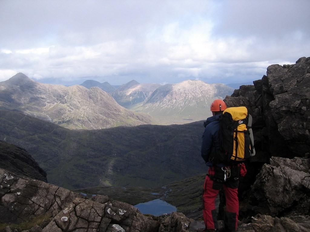 Lowe Alpine is je beste maatje in de bergen Foto: John Brennan via Flickr