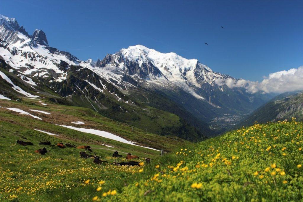 Mont Blanc Pixabay