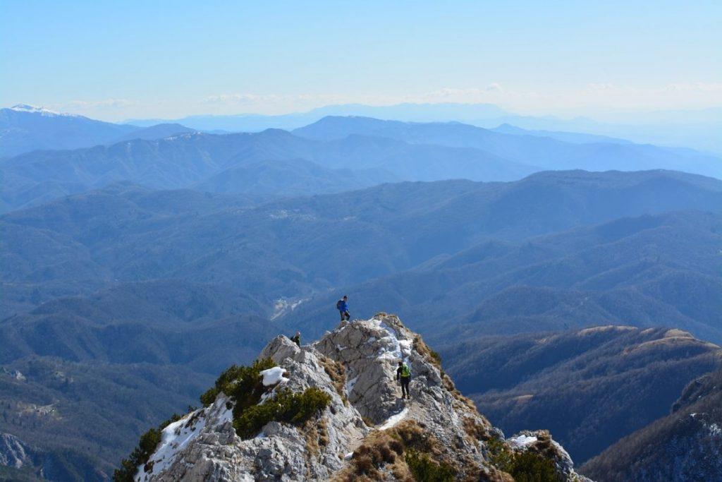 Berg met uitzicht. Foto: pixabay