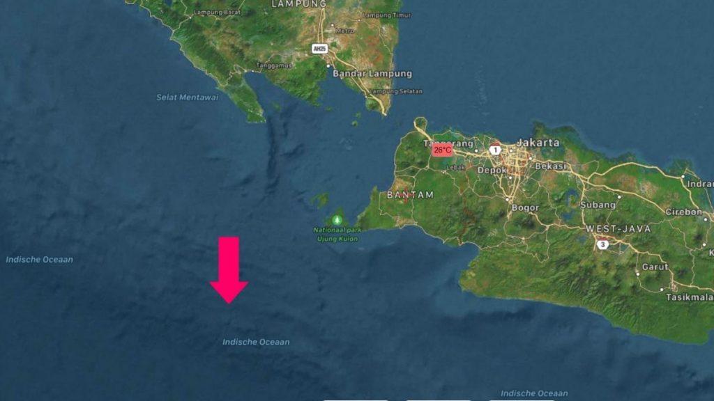 Tsunami Indonesië