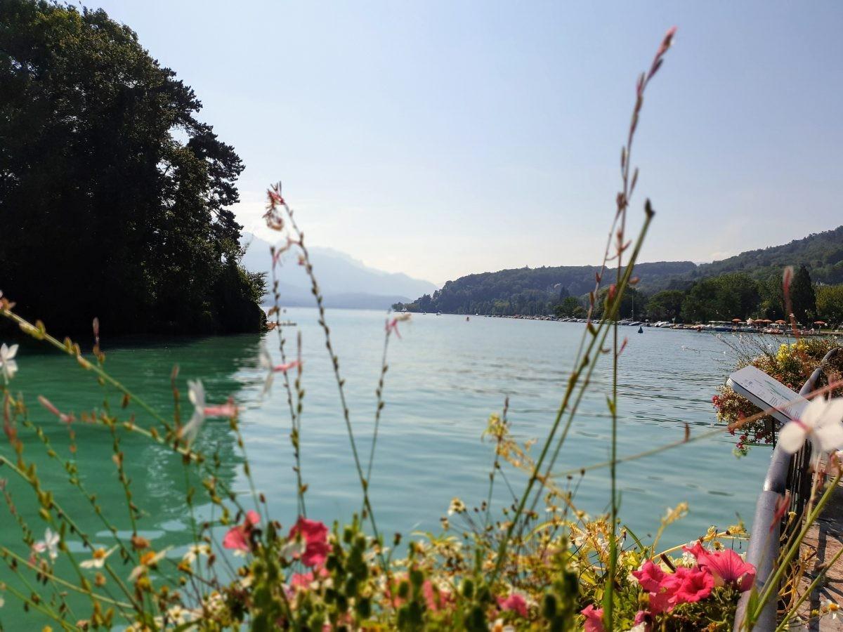 Meer van Annecy. Foto: Sietske Mensing