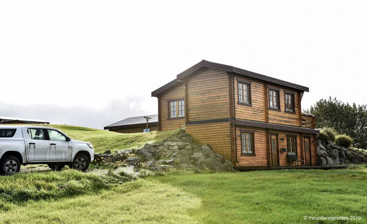 Keldudalur Cottages