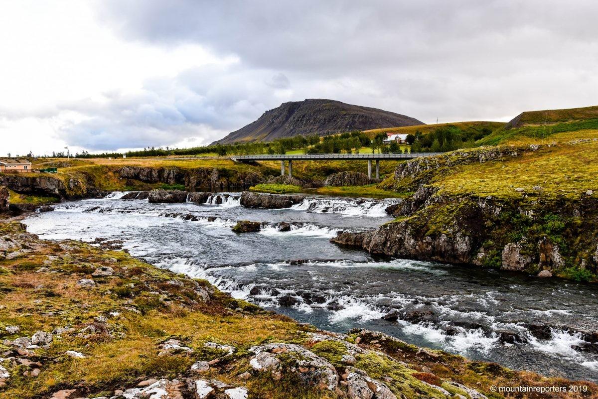 Trollfossar IJsland