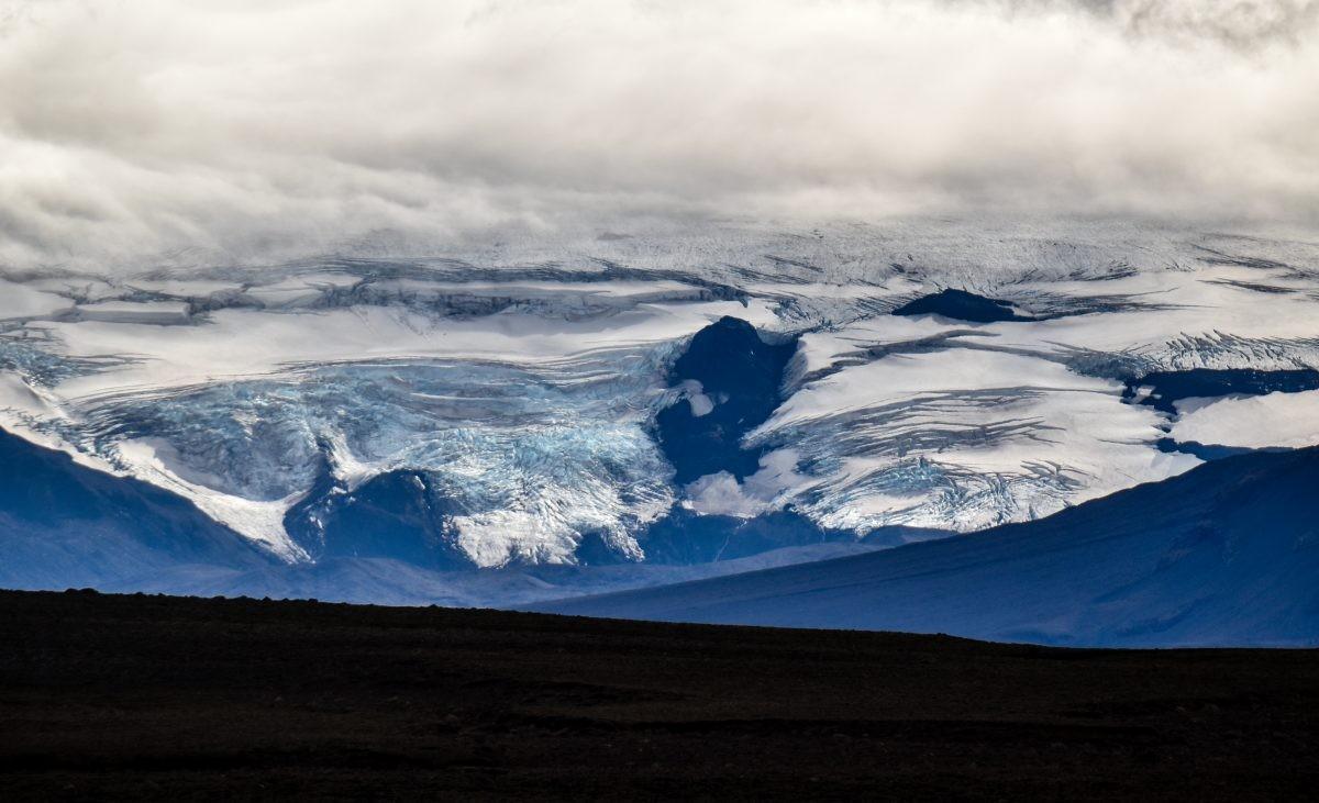 Gletsjers in IJsland