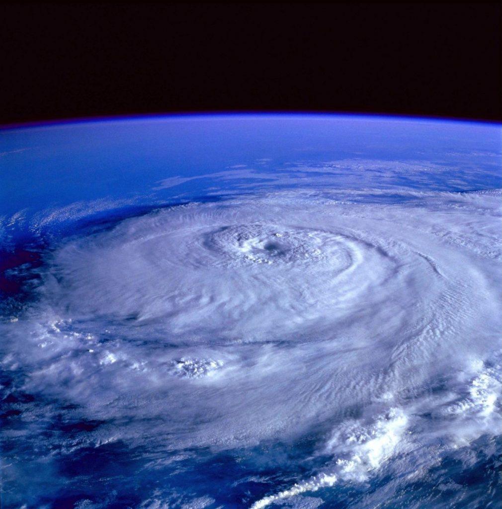Orkaan Azoren
