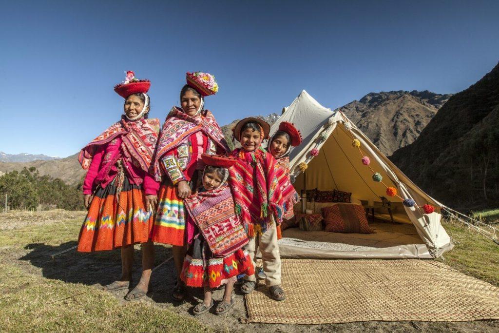 Tent Huilloc 10 - credits Qhispikay Sustainable Glamping