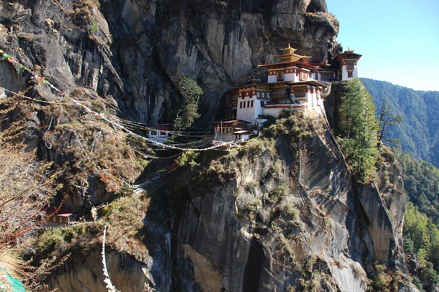 Bhutan is anders dan alle andere landen die je hebt gezien. Foto: Rim de Kroon