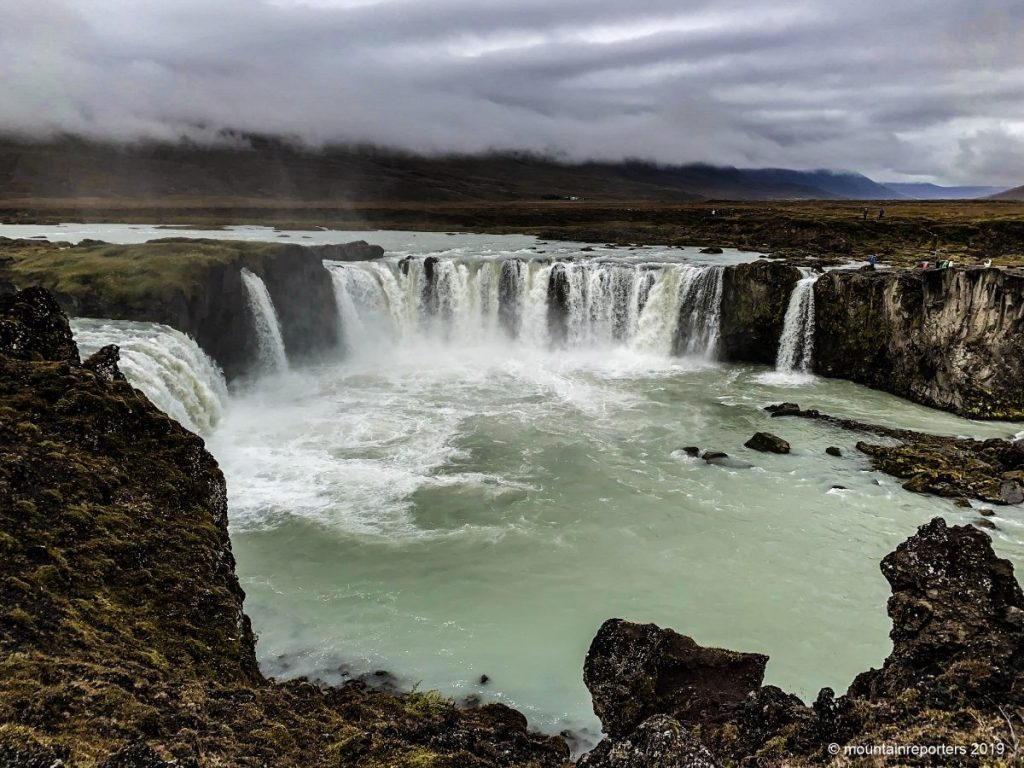 Goafoss IJsland