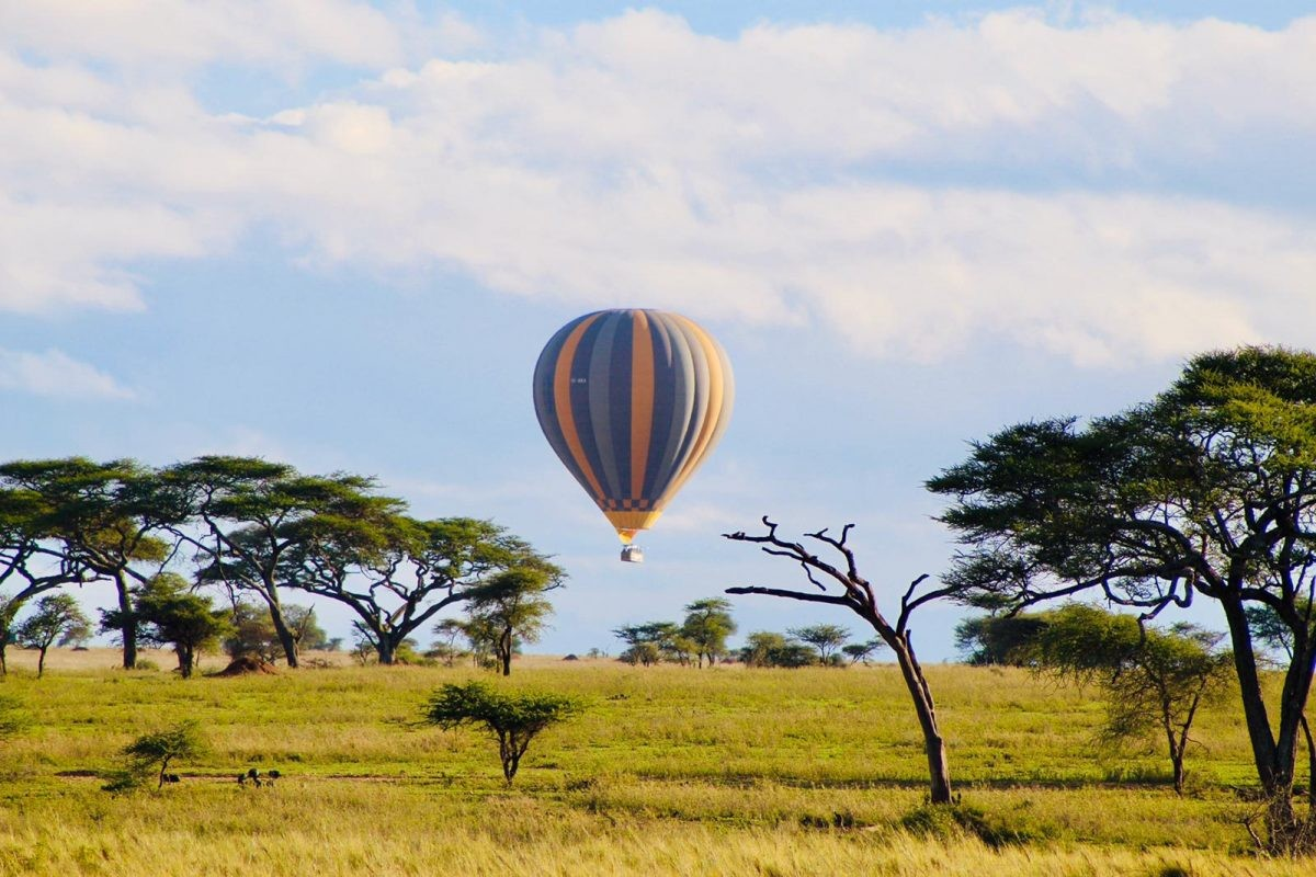 De kleuren in Afrika zijn zo mooi!
